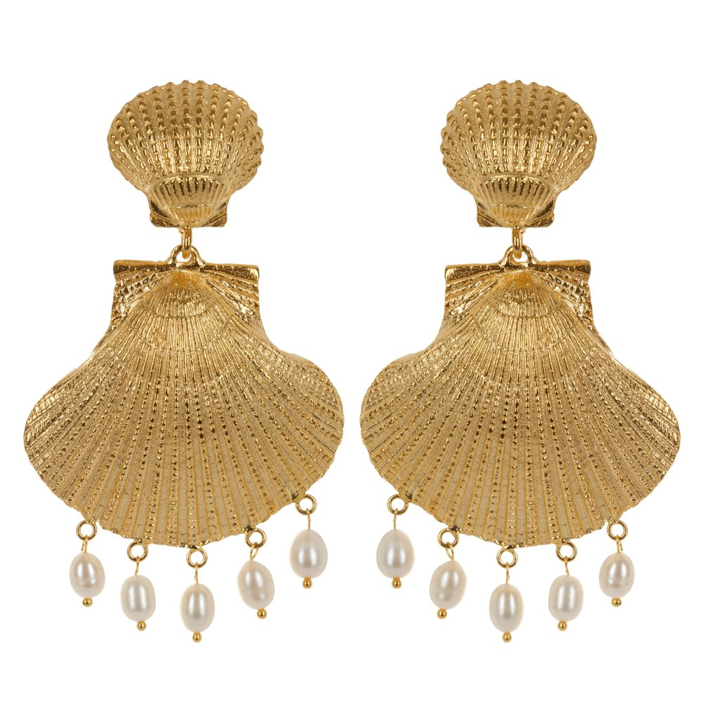 Christie Nicolaides earrings, $289