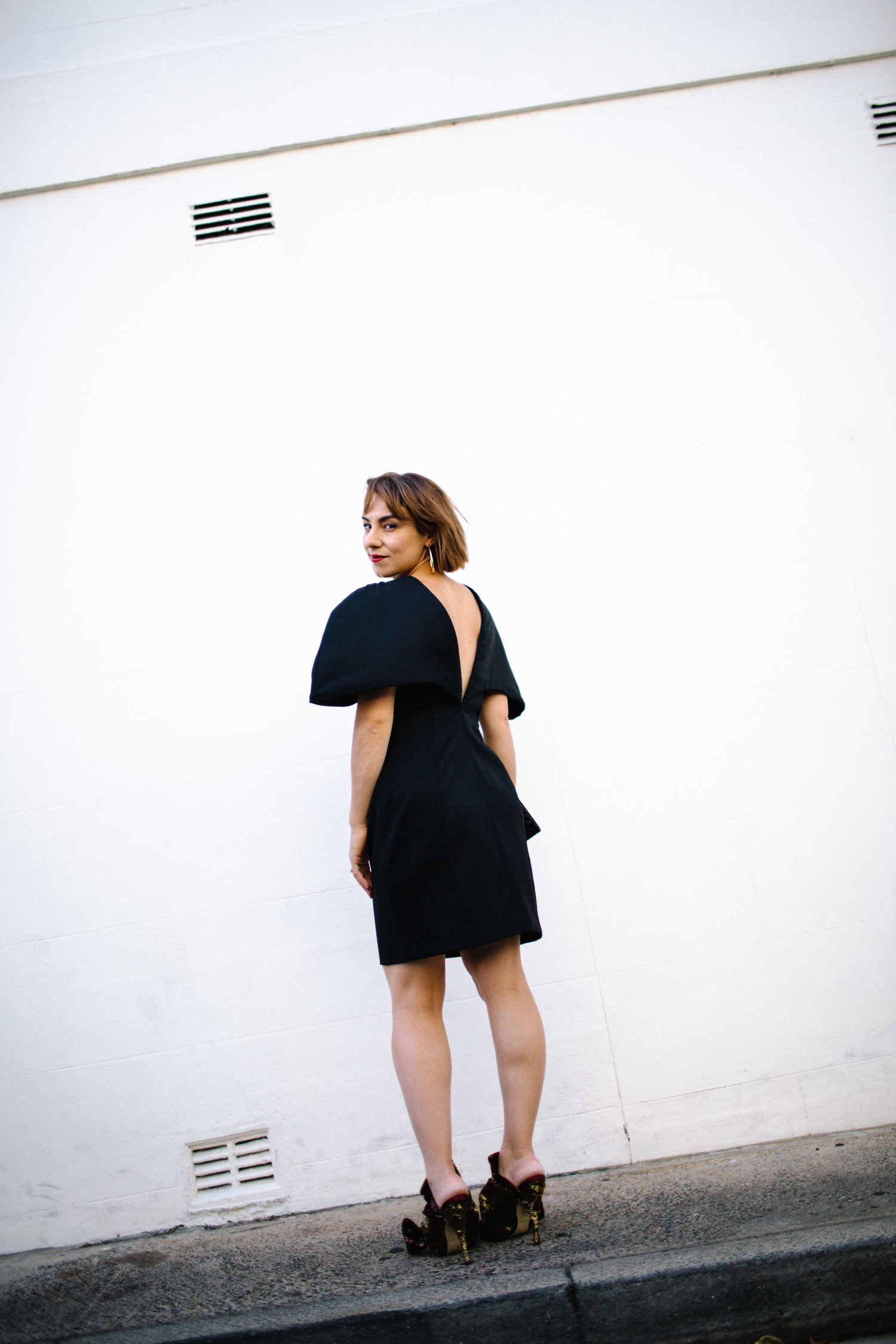 306cc85ac70 STYLE MASTERCLASS  How To Style Your Little Black Dress For Autumn ...