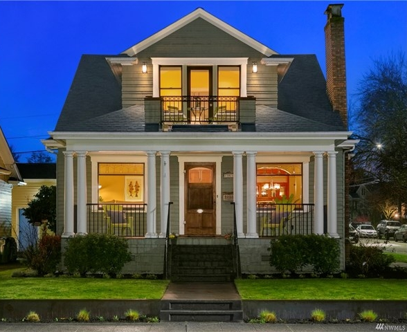 Seattle, WA | Sold for $1,850,000