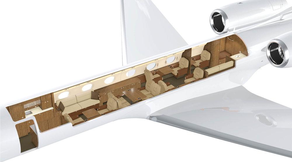 Interior Cutaway