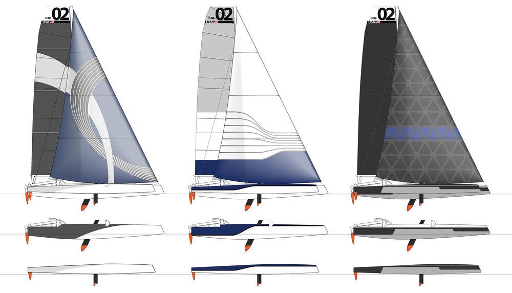 Sail Designs