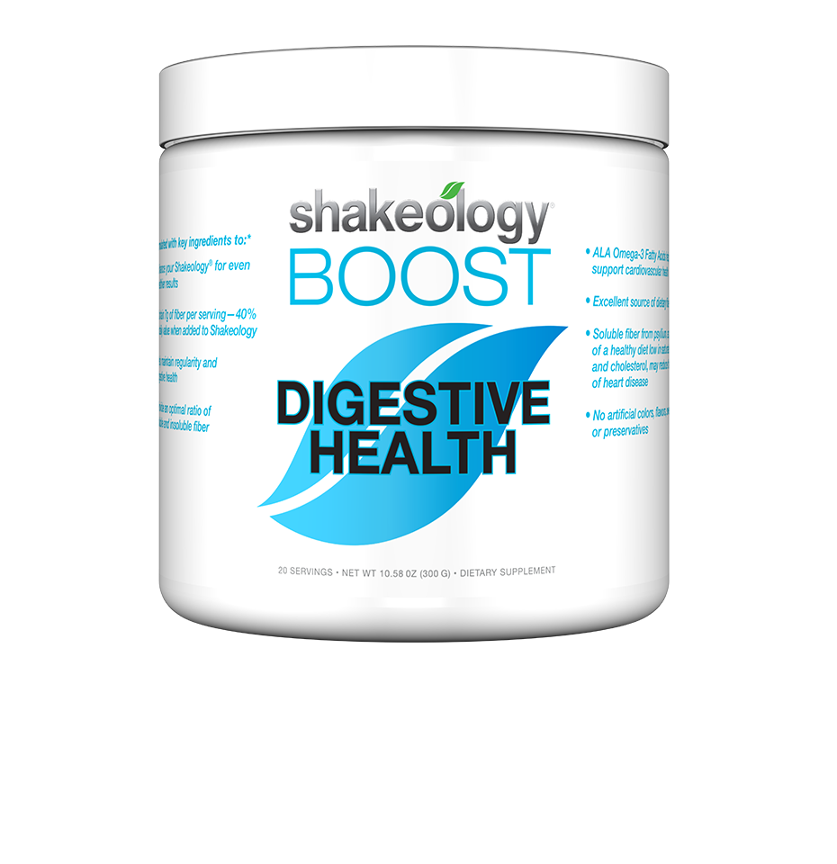 Because no one deserves the pain & annoyance that comes with bad digestion & bloat! One scoop helps maintain digestive system health & regularity.