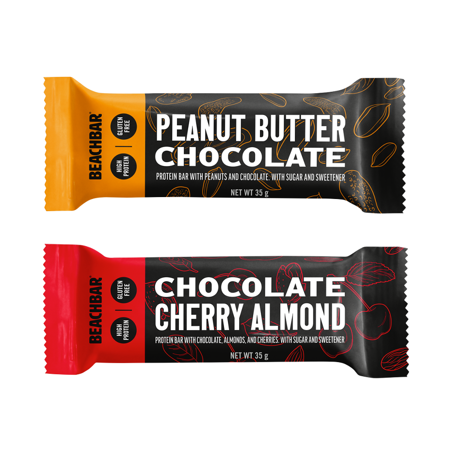 Snacking made healthy & oh so tasty! If you want the indulgence of a protein bar packed with nut pieces, nut butters, real chocolate chips, and 10g of protein with just 150 calories, this is your bar!