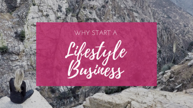 How to start a lifestyle business