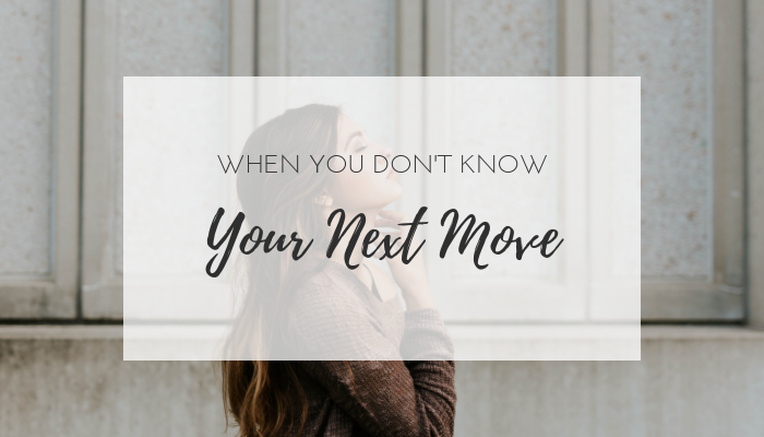 Six Questions to Ask When You Don't Know Your Next Move Higher Level Living Life Coaching