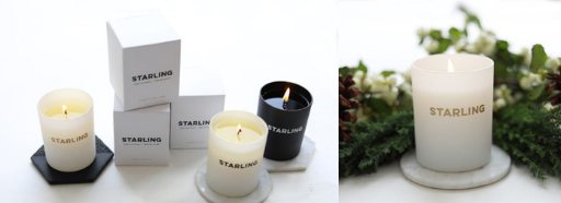 Gifts that Give Back | Starling Project Candles