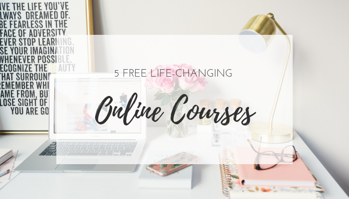 Inspired Living: 5 Free Life-Changing Online Courses Guaranteed to Improve Your Life Now | Higher Level Living with Nicole O'Neill