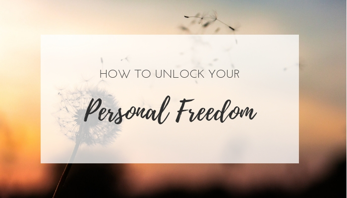 How to unlock your personal freedom