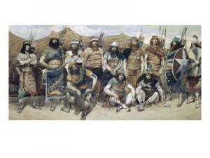 David's valiant men