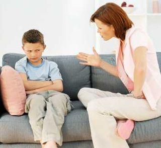 Overprotective parent