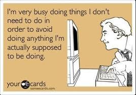 prorastination
