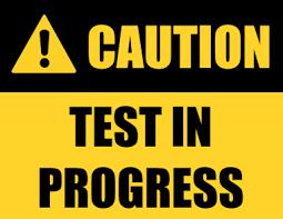 test-in-progress