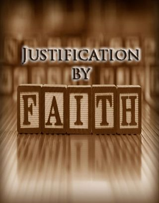 Justificationbyfaith