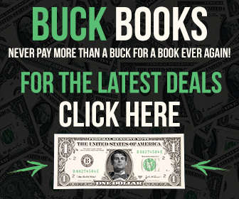 Buck Books Large Rectangle Banner