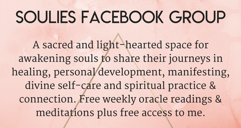 soulies free facebook readings oracle card psychic
