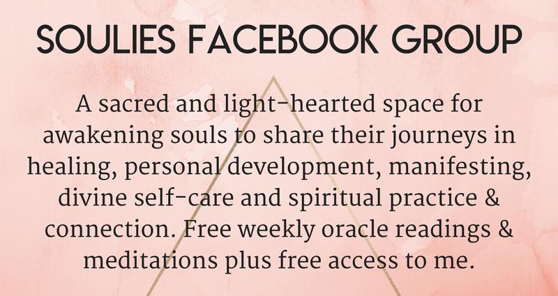 soulies free facebook readings oracle card psychic