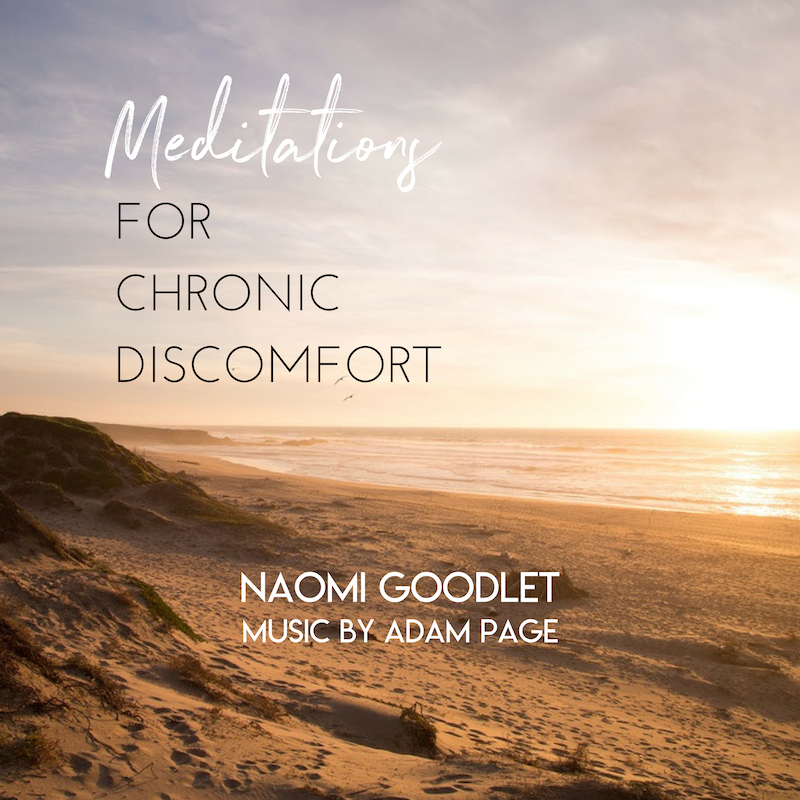discomfort chronic illness pain meditation guided vidualisation visualization healing soothe ease naomi goodlet adam page mp3 download