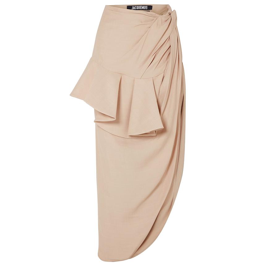 Jacquemus Midi Skirt