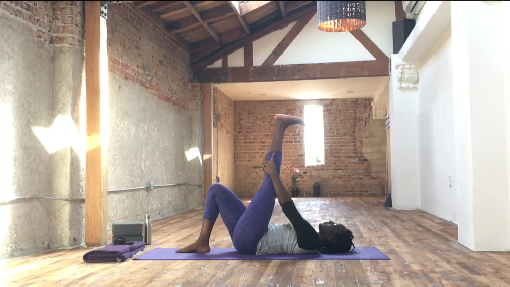 Yoga to Loosen Tight Hamstrings - 30 mins