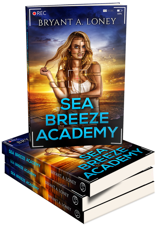 Sea Breeze Academy -  Authored by Bryant A. LoneyPublished by Verona BooksellersA group of boarding school teens in season five of a Cali-based sitcom begin to realize they are in a TV show.Brooklyn, Matthew, and the gang are ready to rock their last few weeks of junior year at their elite boarding school on the California coast. But something is amiss. In the fifth and potentially last season of this award-winning television series, the struggle between truth and network censorship just might destroy their bond once and for all. Can they hold out for the summer? Will life ever be normal again?Experimental and subversive, Sea Breeze Academy is a smart love letter to the Nickelodeon and Disney Channel sitcoms you grew up with. Are you ready?