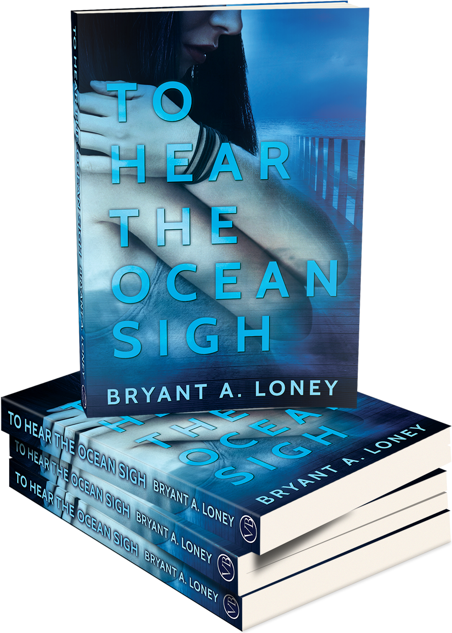 To Hear the Ocean Sigh   -  Authored by Bryant A. LoneyPublished by Verona BooksellersJay Murchison believes he is a nobody at his high school in Oklahoma. Coming from a conservative family of affordable luxury, Jay has an overwhelming desire to become something great. After a mysterious girl named Saphnie in North Carolina mistakenly texts him, an unlikely relationship develops that affects Jay's self-perception and influences the rest of his sophomore year. This correspondence leads him to a group of thrill-seekers who provide a grand departure from the quiet life Jay is familiar with and eye-opening experiences to witness first-hand the truth behind the loose morals his fellow classmates have come to know.In a story filled with injustice, hope, hatred, love, grief, and understanding, readers will ask themselves what it truly means to hear the ocean sigh and learn of the dire consequences that come with its responsibilities.