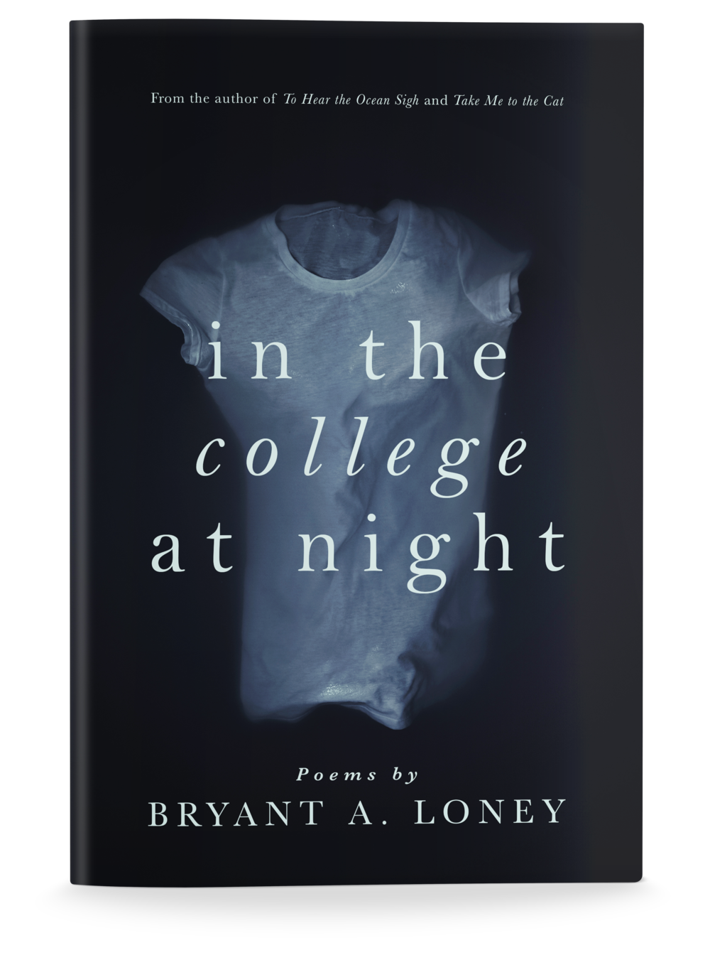 In the College at Night - ________________________Authored by Bryant A. LoneyPublished by PeppernellIn the College at Night is about a young man's coming of age within the complexities of campus life. Full of pathos, poignancy, and provoking introspection, this poetry collection guides readers through the quiet magic of a summer romance, the generational restlessness of packed parties, the angst of a hopeless relationship, and the self-reflection of graduation afternoon. In the style of spoken word poets such as Phil Kaye and Rudy Francisco, Loney's poems capture the clumsiness and spirit of today's youth and their rampaging wild hearts.Coming April 16, 2019.