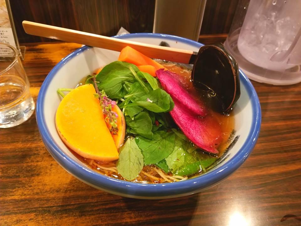 Irodori Yasai No Vegan Ramen