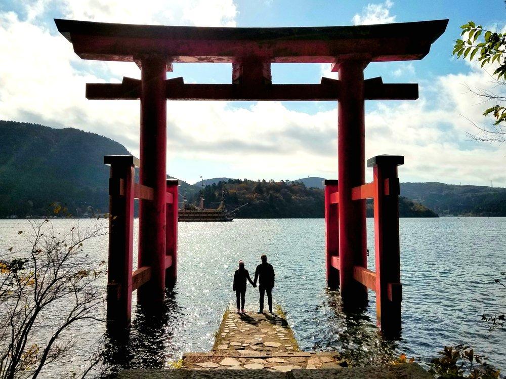 uprooted-traveler-vegan-guide-to-hakone-shrine-lake-ashi