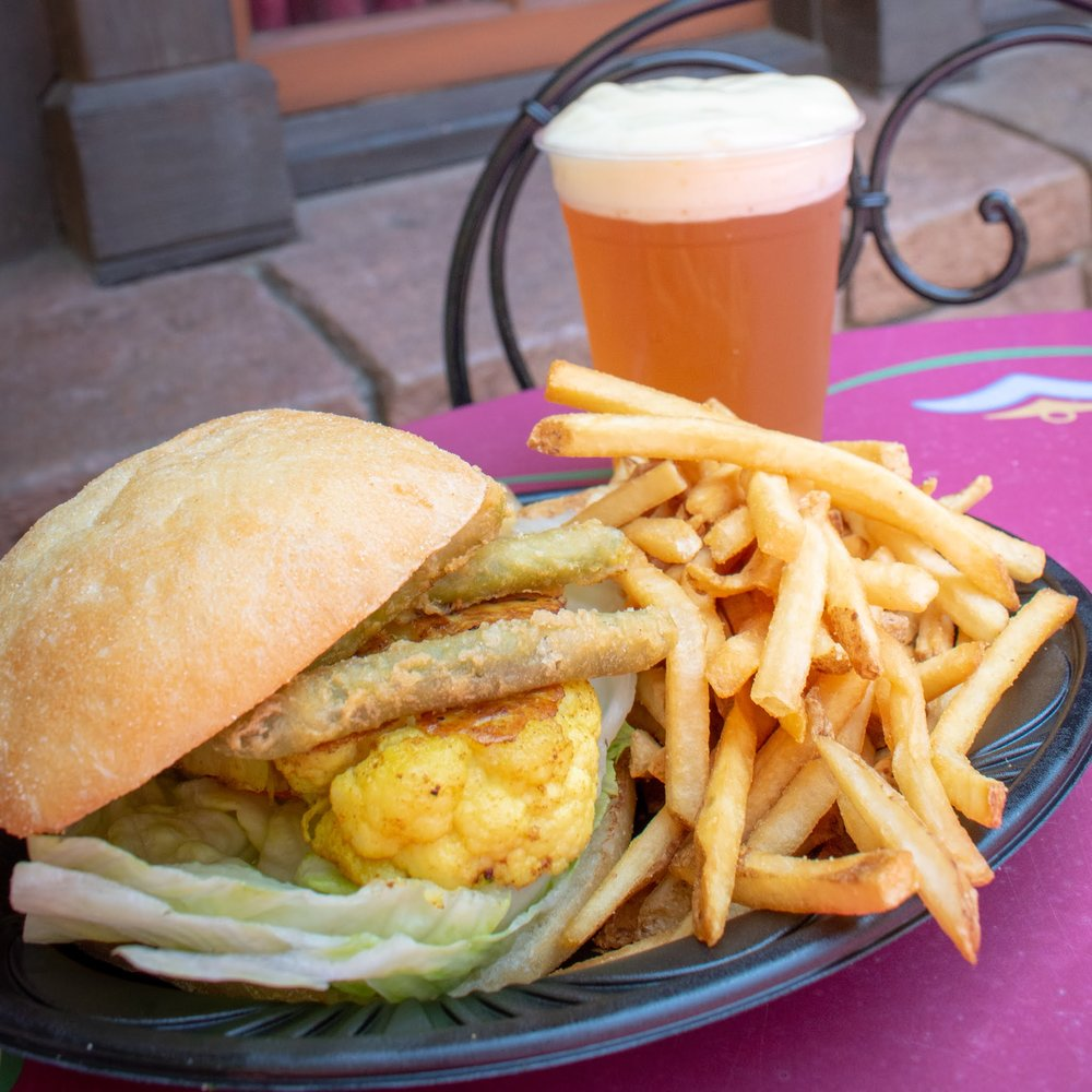 Uprooted-Traveler-Vegan-Disney-Land-enchanted-cauliflower-sandwich-red-rose-taverne.jpg