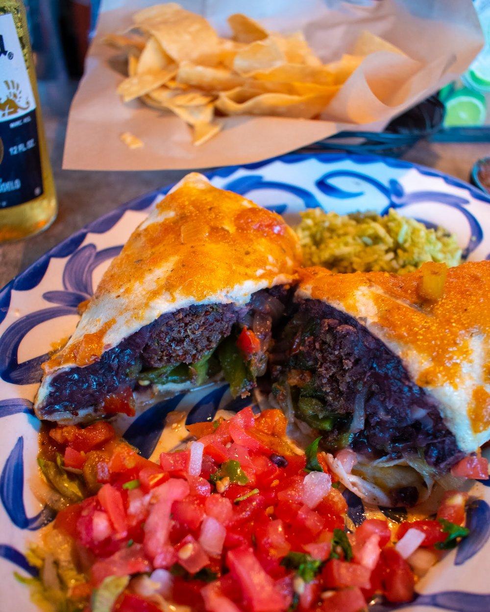 Uprooted-Traveler-Vegan-Disney-Land-downtown-disney-vegetarian-burrito-tortilla-jo's.jpg