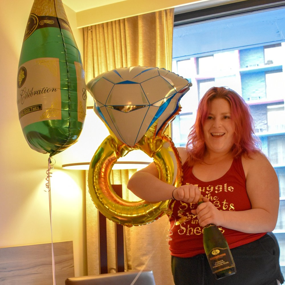 Uprooted-Traveler-How-To-Plan-a-Vegas-Bachelorette-Party-champagne-brunch-hotel-room.jpg