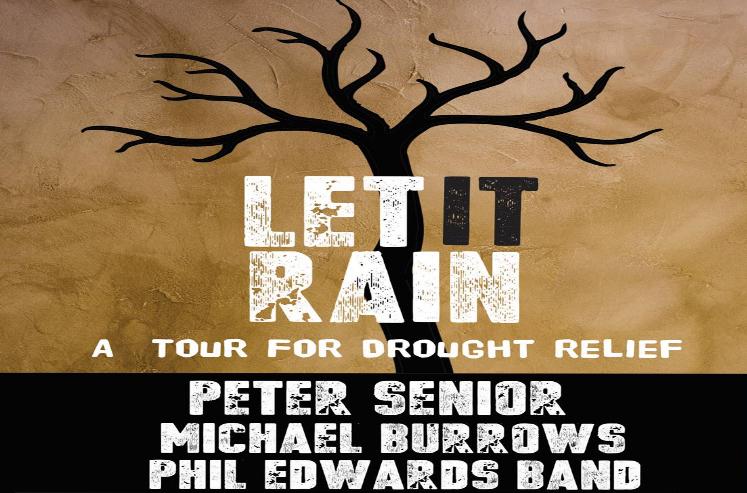 Please Click image above for Let It Rain Tour Sydney leg tickets