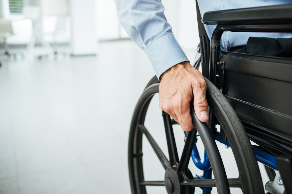 Disability Insurance - Replace your paycheck when work isn't an option.