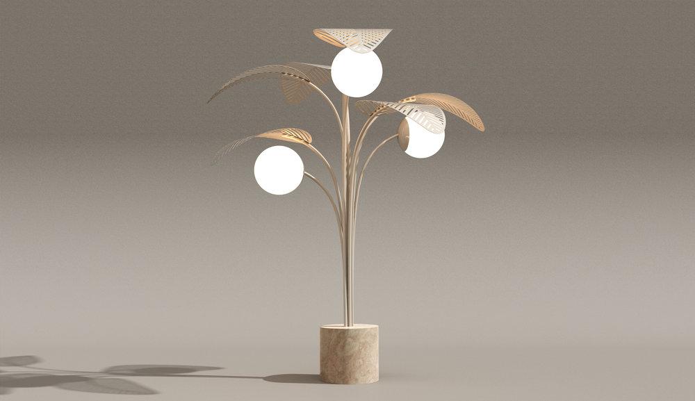 Les Lampes Refuge   Marc Ange 2018     FLOOR LAMPS - Outdoor & IndooR