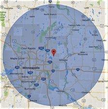 Inspections w/Radon service area