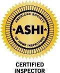 ASHI certified inspector tom miller minnesota