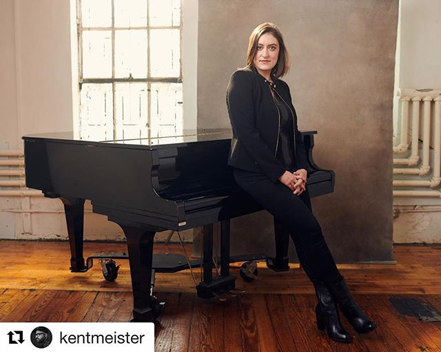 #Repost @kentmeister with @get_repost ・・・ New portrait work for music director Anna Ebbesen. Brooklyn, 2018. 🎹💫Digital Tech and assist by @shaoyi.photos #portraitphotography #musicdirector #nycartists #nikon #profotousa #leicam10 #parkerbackdrops #editorialphotography #photooftheday