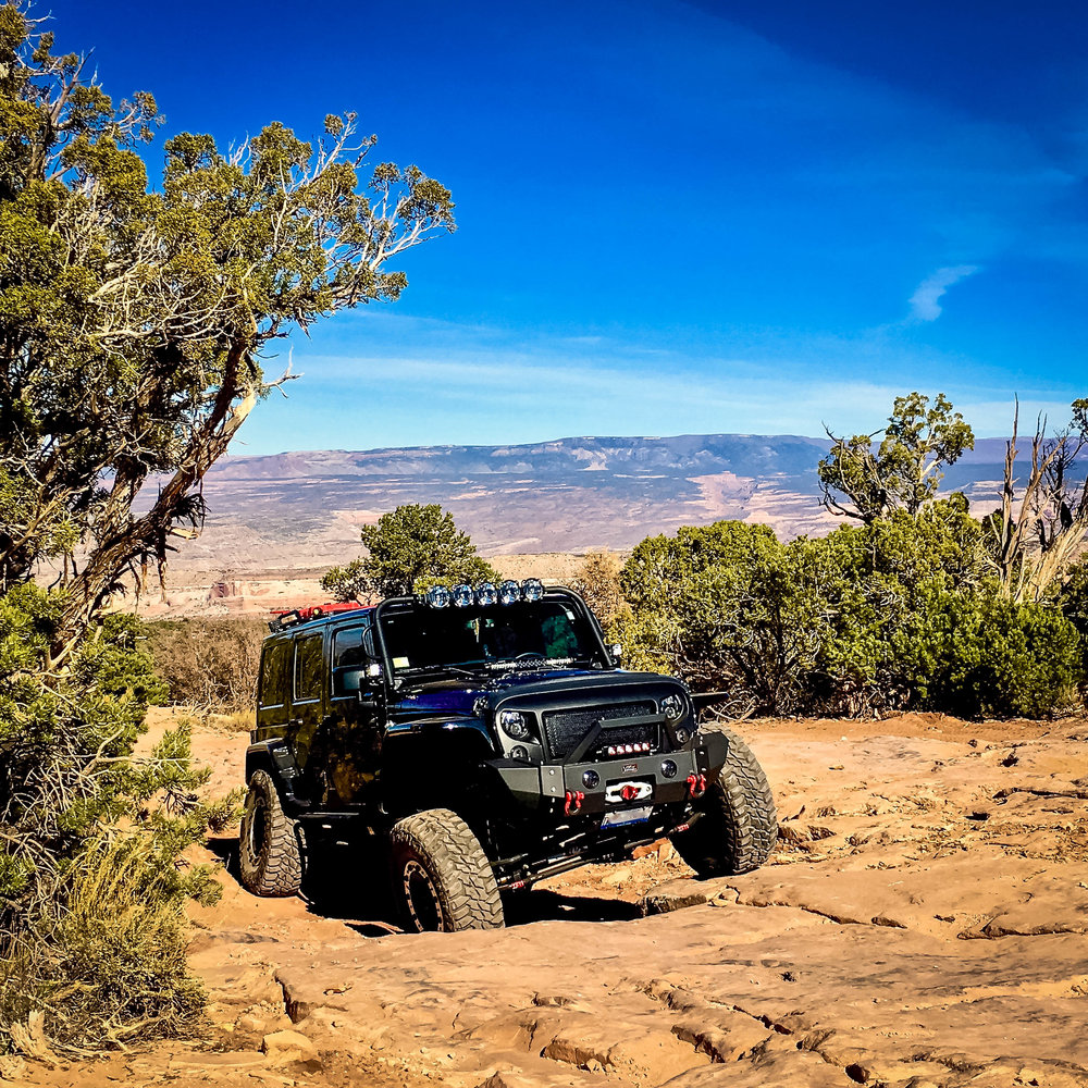 Moab is rugged, beautiful and awe inspiring for me...