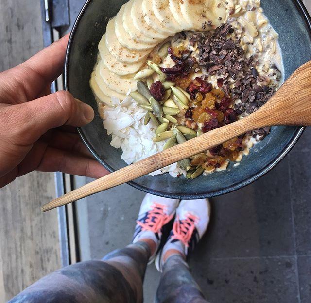AVENA BOWL ESPECIAL! 💥#oats #breakfast #healthygangstas