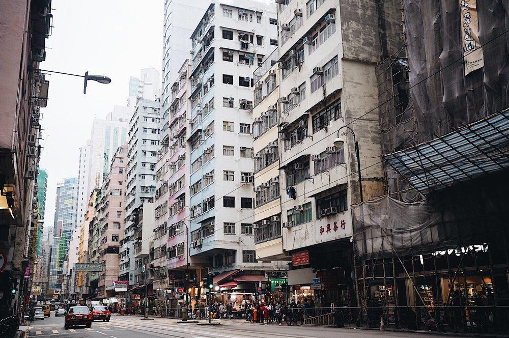 Sundays In Hong Kong -