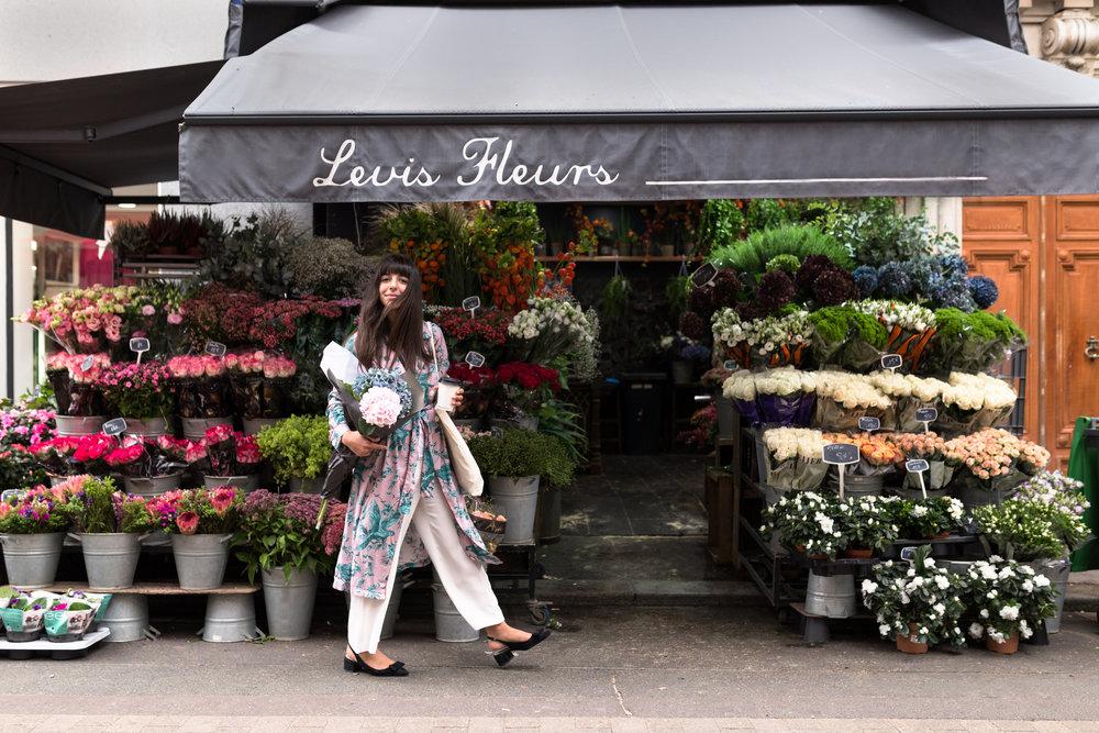 SUNDAYS IN PARISX DESMOND & DEMPSEY - A Sundays in Paris with our favourite sleepwear brand