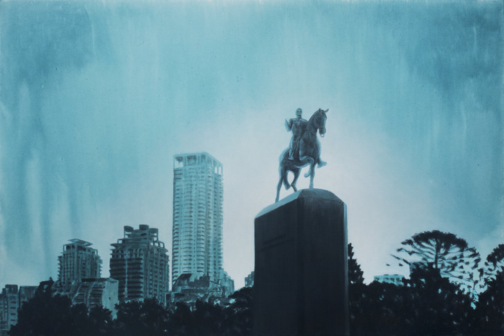 Monumento al Brigadier General don Juan Manuel de Rosas