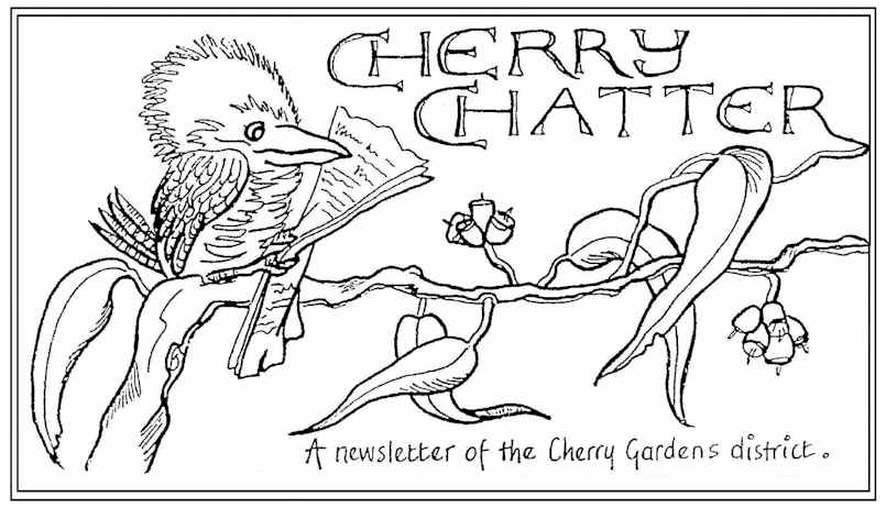 The 'Cherry Chatter'
