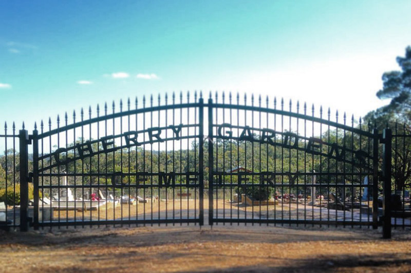 Cherry Gardens Cemetery -