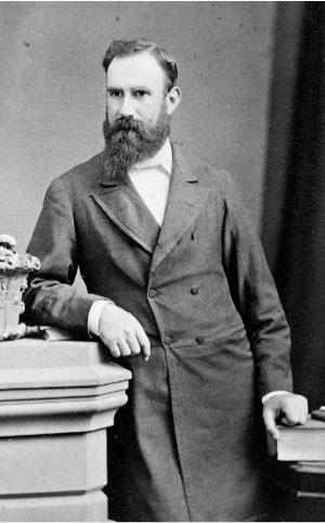 Rev'd James Haslam