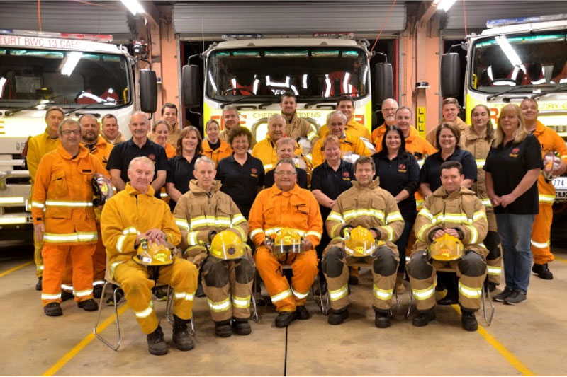 A great group of diverse people with a wide range of skills that come together when needed to protect and make safe our fantastic part of the world.