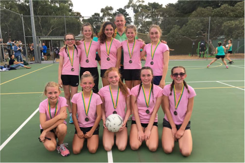 U13 - Thunderstorm 25 v Pink Thunder 17 Best and Fairest – Poppy Neilson