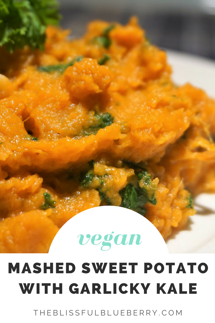 mashed sweet potato with garlicky kale pinterest graphic.png