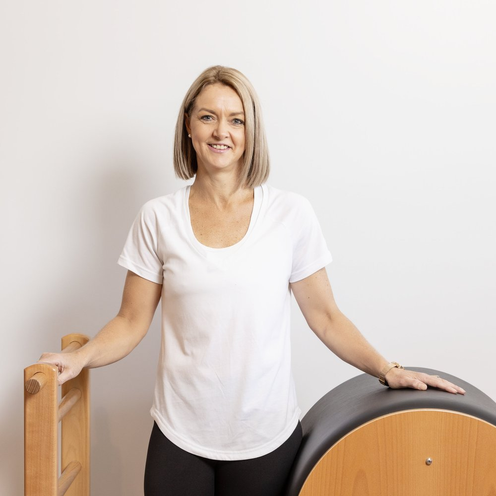 Ellen O'Connell Pilates instructor