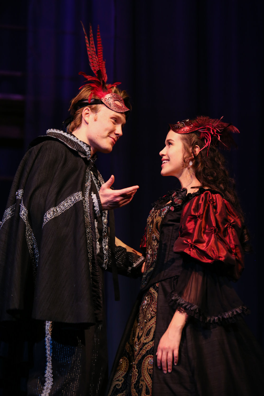 Romeo and Juliet - Trinity Shakespeare Festival